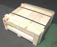 輸出用木箱梱包